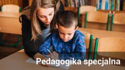 Odnośnik do Pedagogika specjalna